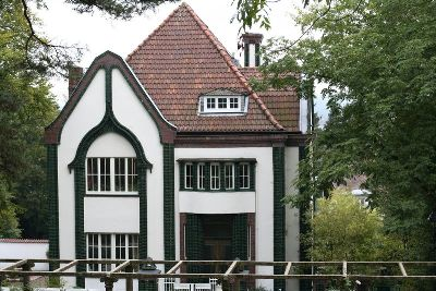 House in Darmstadt