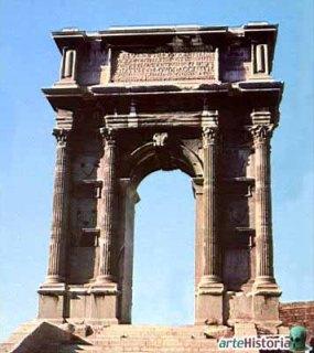 Arco triunfal, Ancona, Italia
