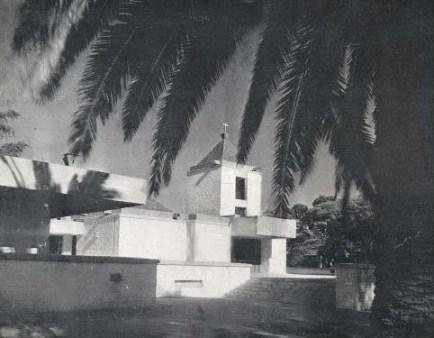 Claudo Caveri - Iglesia de Fatima